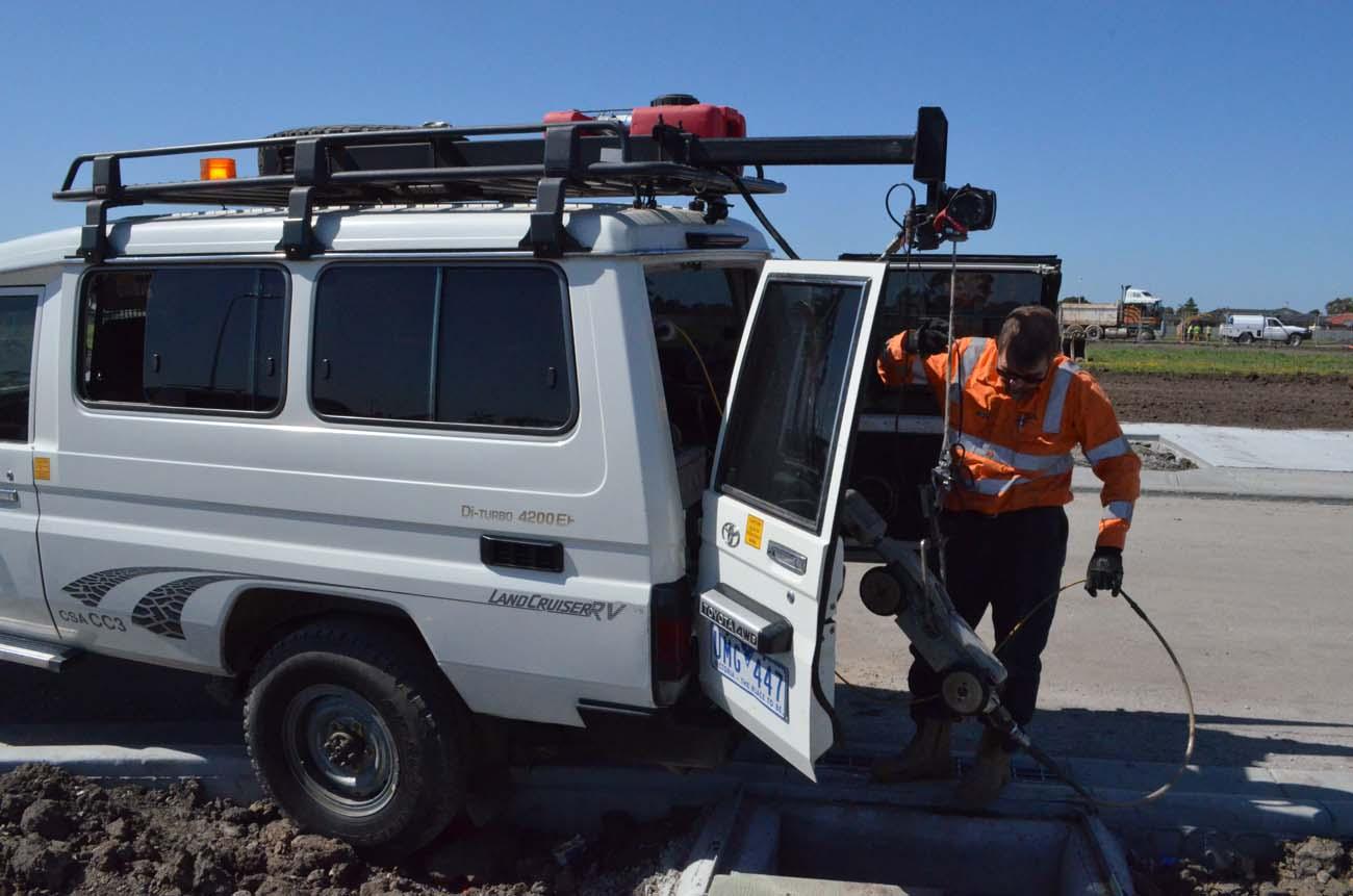 CSA fleet - CCTV van
