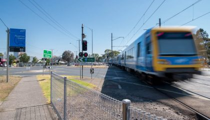 CSA in Reservoir Level Crossing Project